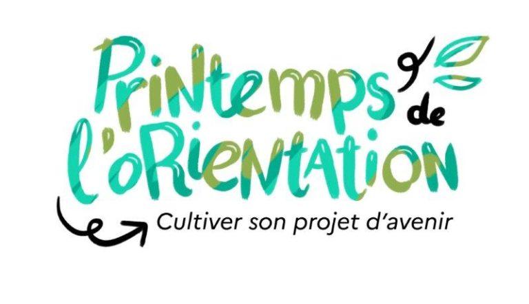 logo printemps orientation